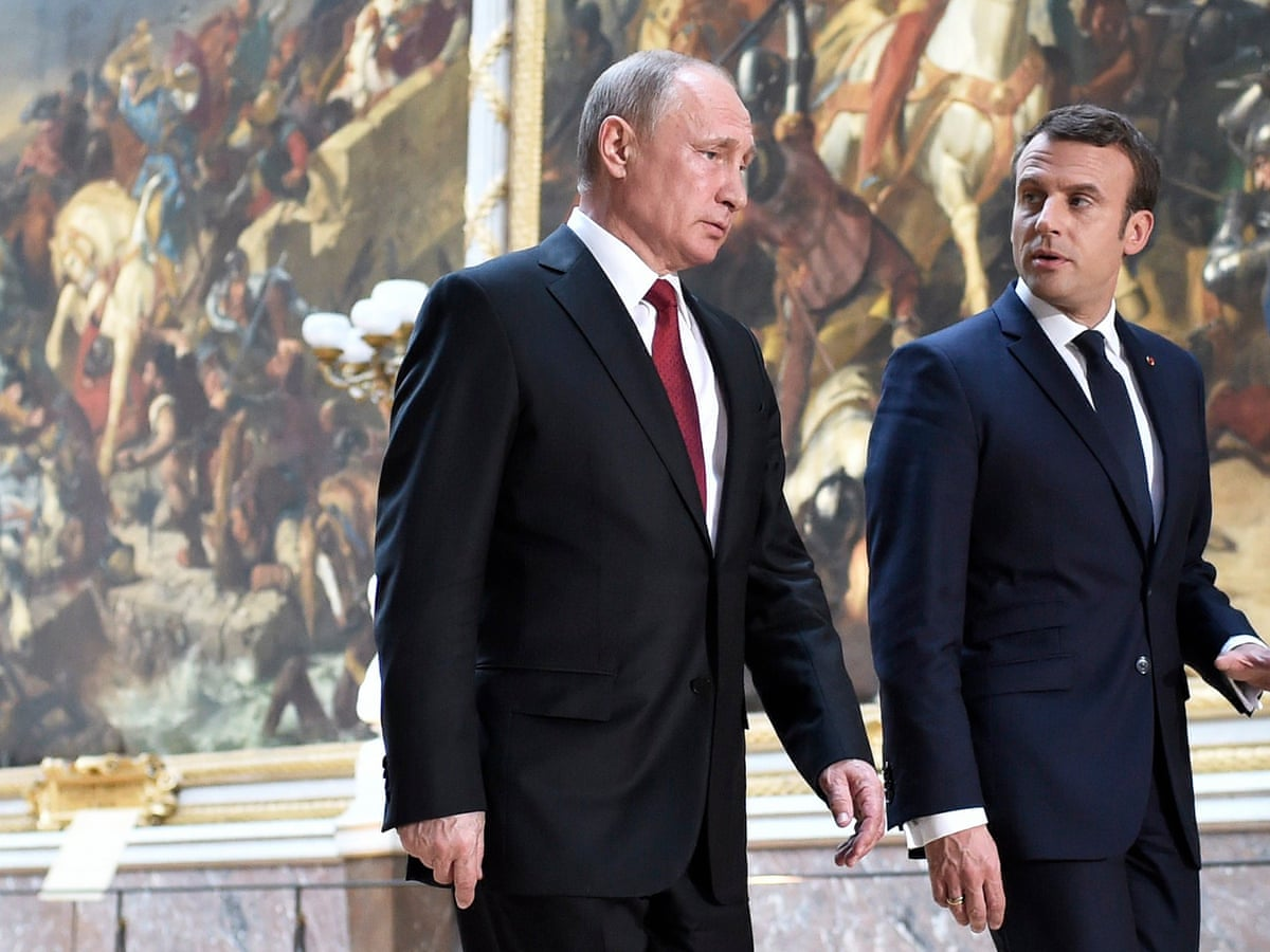 Is it too late for Emmanuel Macron to engage with Moscow?
