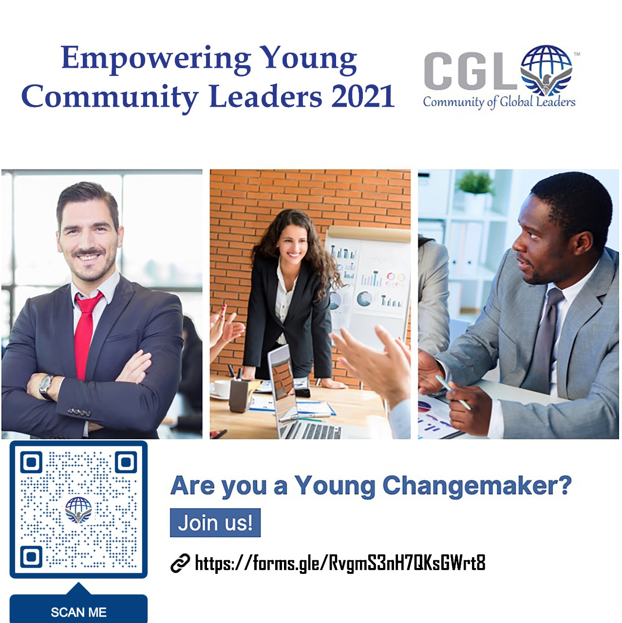 Empowering Young Community Leaders 2021